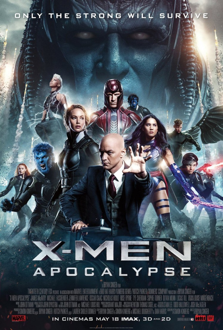 X-Men-Apocalypse-International-poster